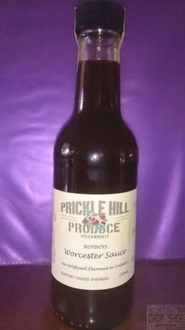 Prickle Hill Worcester Sauce
