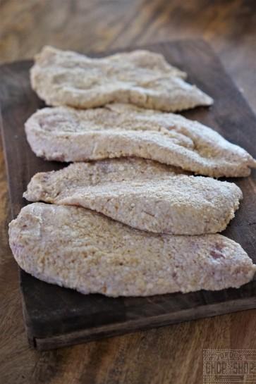 Chicken Breast Schnitzel (original)