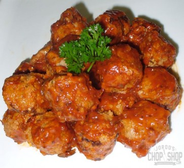 Handmade Italian Beef Meatballs (Heat & Serve)