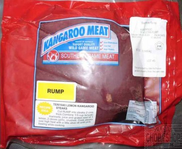 Kangaroo Rump