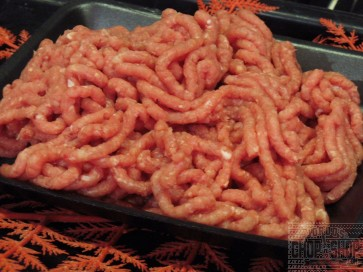 Pork & Veal Mince