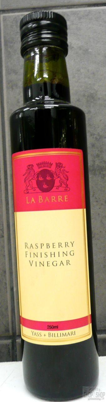La Barre Raspberry Finishing Vinegar