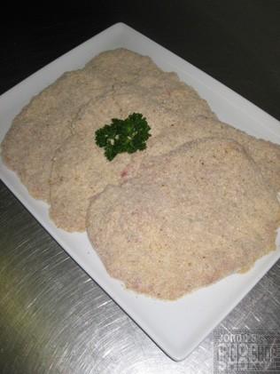 Breast Schnitzels
