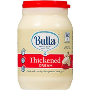 Bulla Thickened Cream - 300 mL