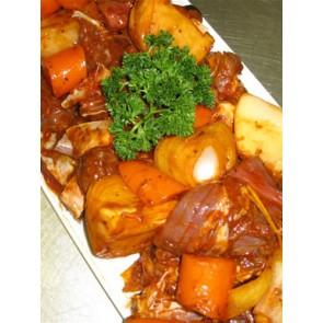 Jordo's tomato beef casserole
