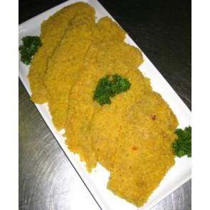 Lemon Chicken Mini Schnitzels