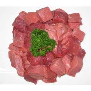 Grass-fed Diced Veal