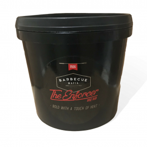Barbecue Mafia Tubs - The Enforcer - 2kg -