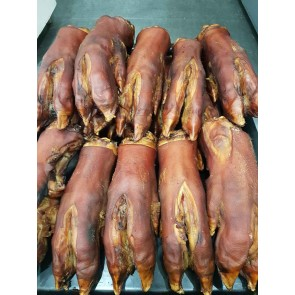 Smoked Dehydrated Pig Trotters