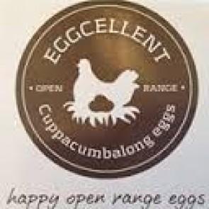 XL Open Range Cuppacumbalong 700g plus 'Beyond Organic' Eggs