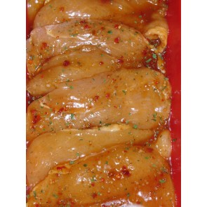 Herb Chilli Garlic Breast Minute Steaks