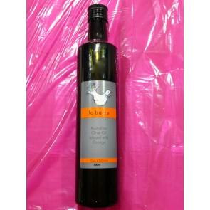 La Barre Orange Infused Olive Oil