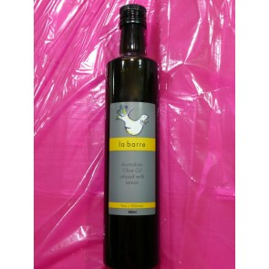 La Barre Lemon Infused Olive Oil
