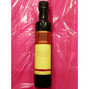 La Barre Blood Plum Finishing Vinegar