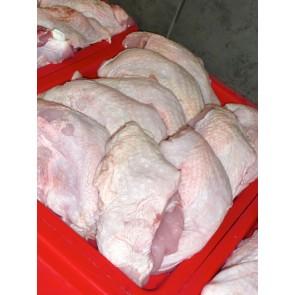 Fresh turkey breast skin-on (650gm breast in picture)