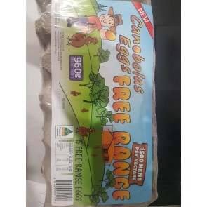 Canobolas - Free Range Eggs 15 packs