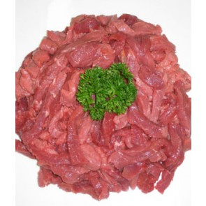Grass-Fed Veal Strips