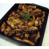 Chicken Wingettes/Drumettes with lots of flavors available ( honey soy comes default...